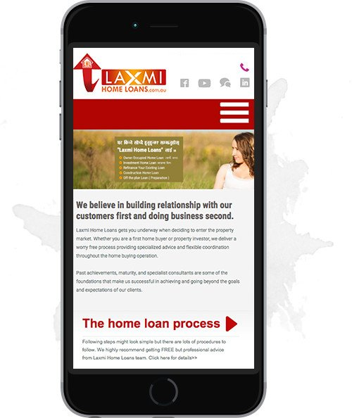 Mobile Friendly Web Design