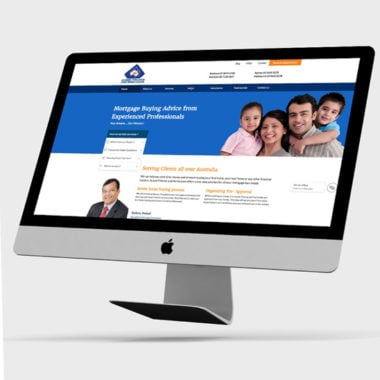 afhl website design