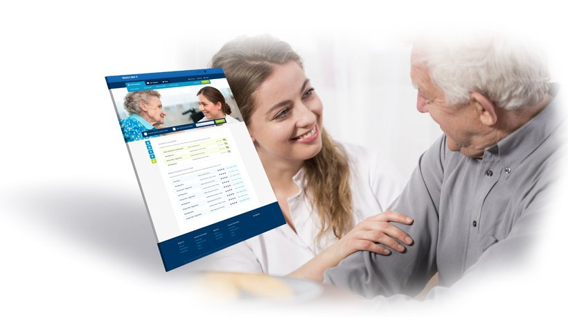 Aged Care Website Design