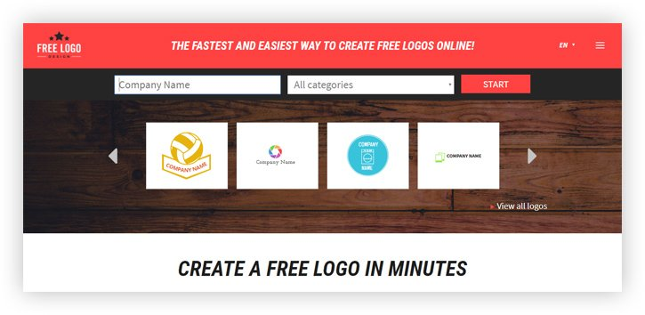 free logo services