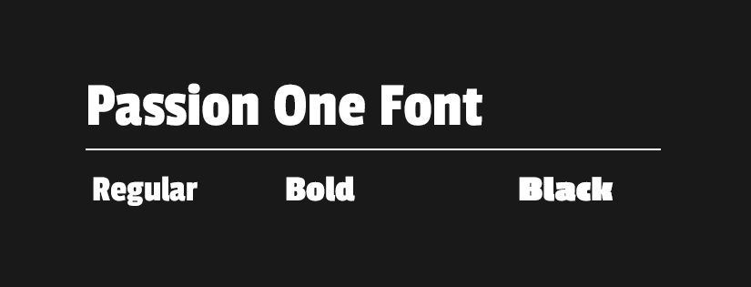 cool google web fonts